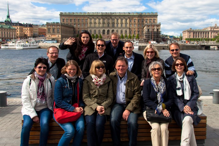 Stockholm group tours